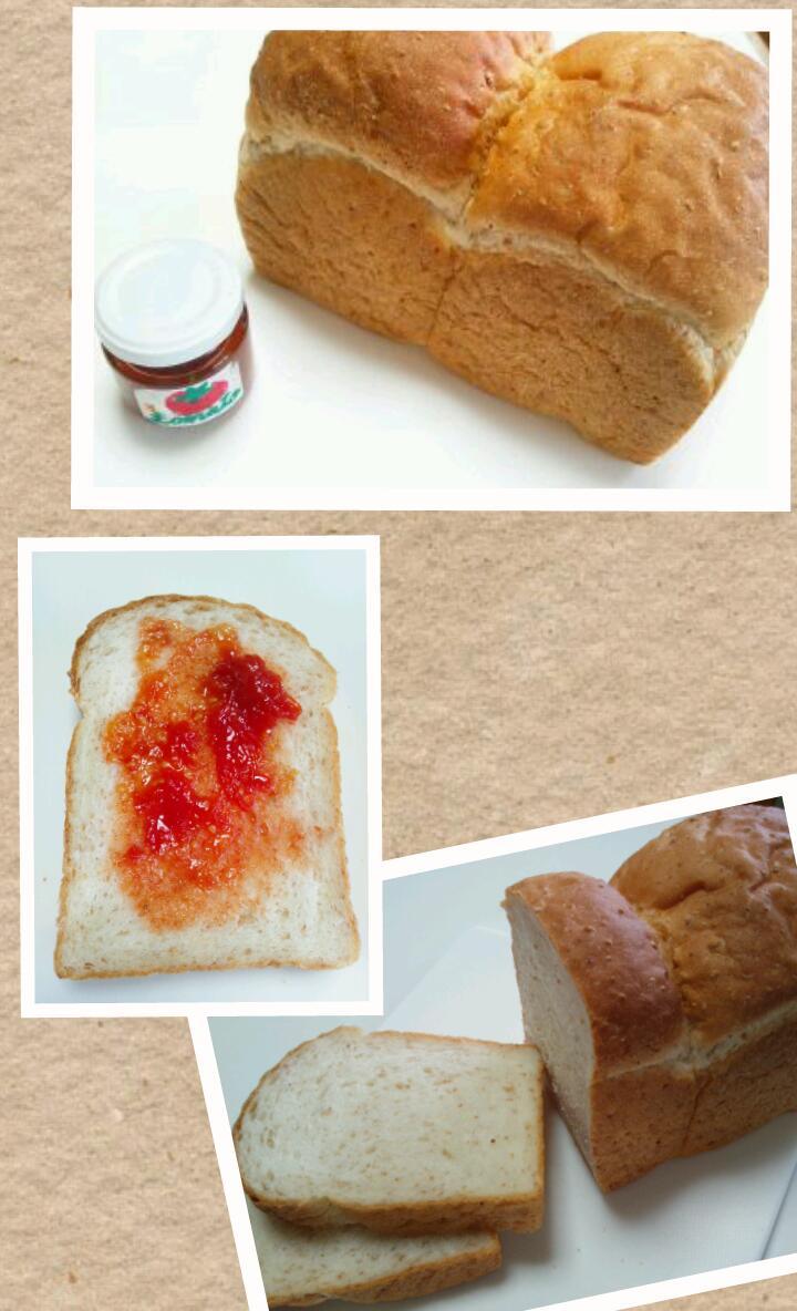 パンのおすそわけ♪